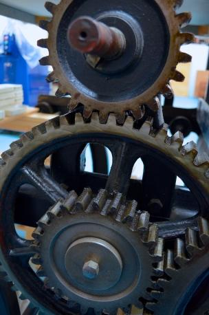 Press Gears